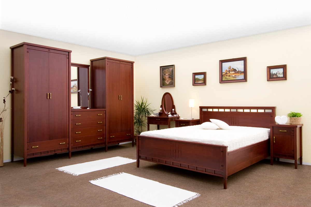 Filora hálószoba bútor